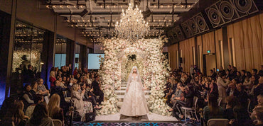 Stephanie Browne shines at Wedded World 2019