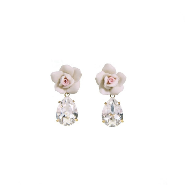 Cathedral Rose earrings