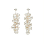 Eden Pearl earrings