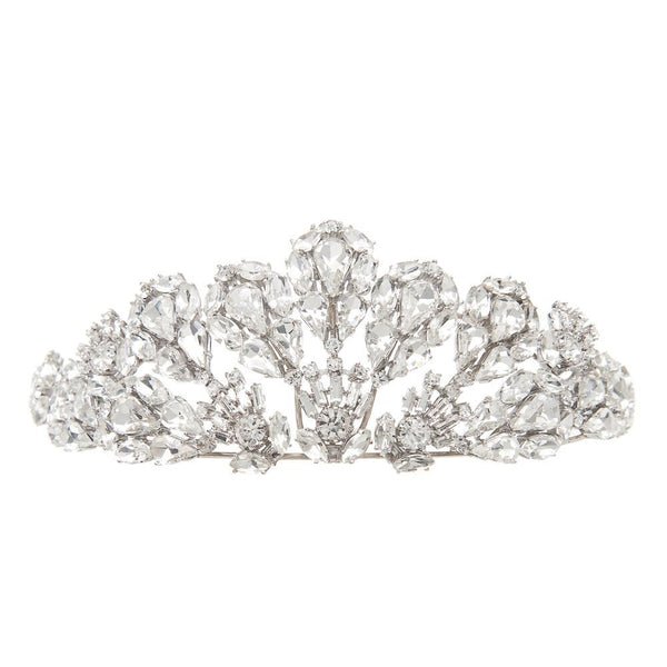 swarovski wedding tiara