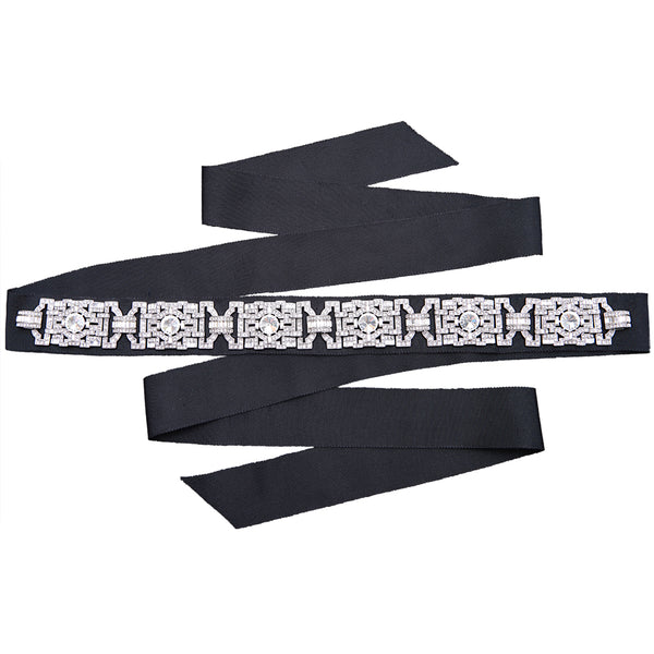 Astoria Ribbon Belt
