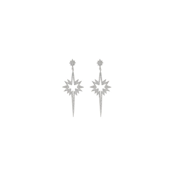 Love Comet Earrings