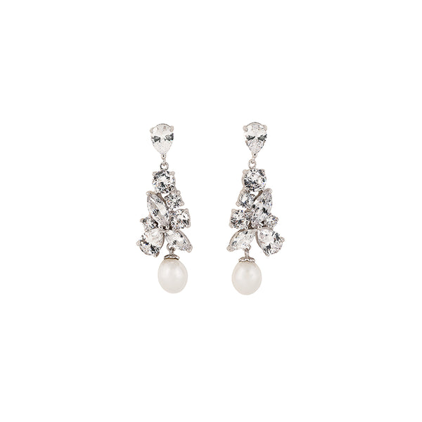 Regalia Madame Pearl Earrings