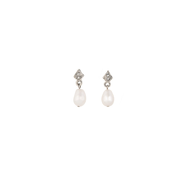 Tiffany Earrings - Pearl