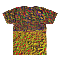 Flowers Everywhere Sublimation -Mens- All-Over Printed T-Shirt