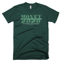 Money for President 2020 -Men's- T-Shirt