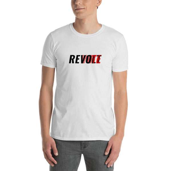 Revolt / Vote Anti-Trump Value T-Shirt - Unisex