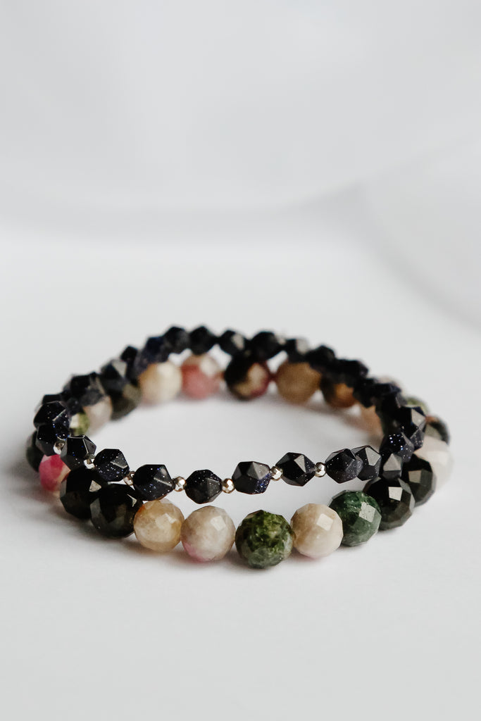 Tones of Winter Bracelet