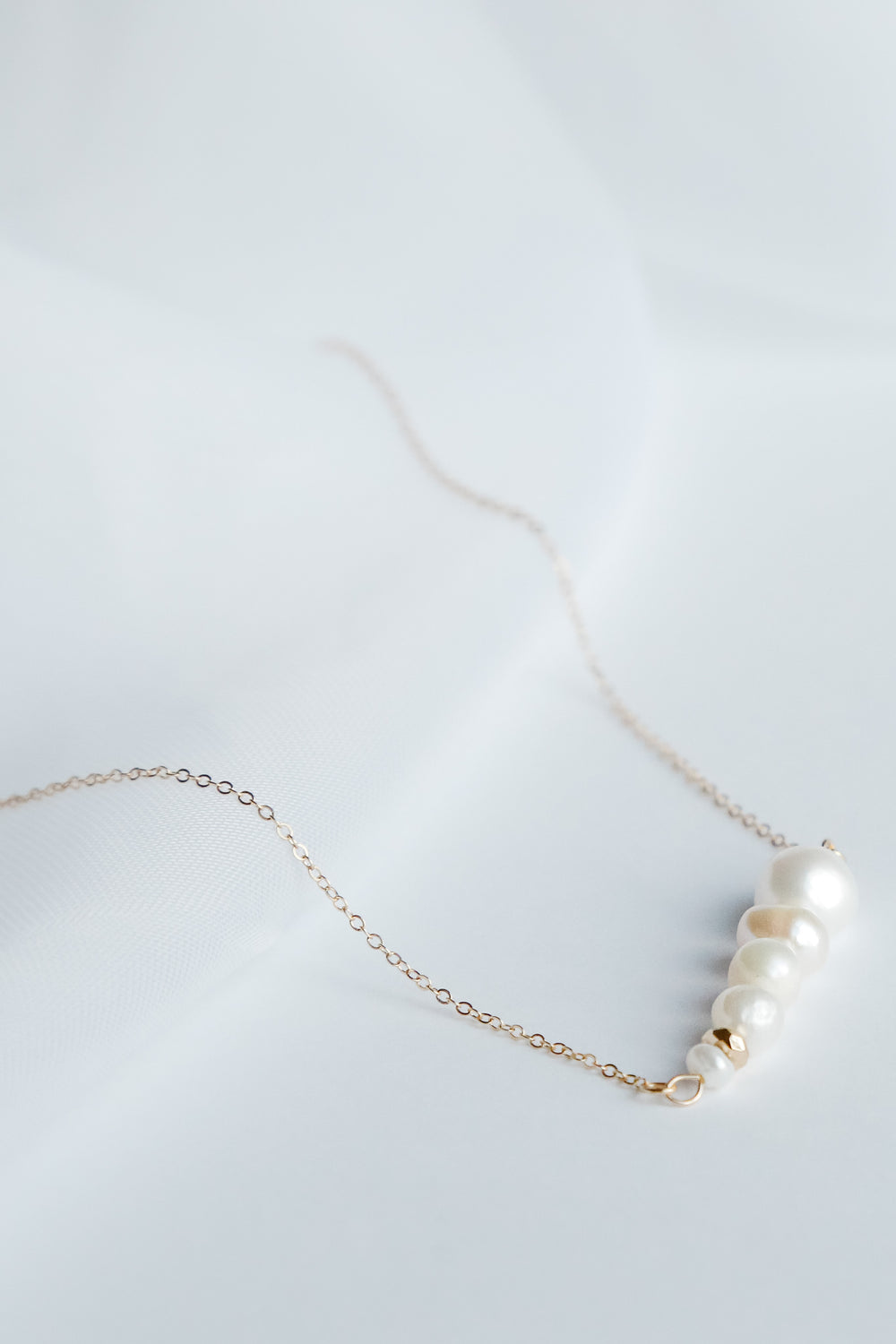 Pearly Perfection Necklace