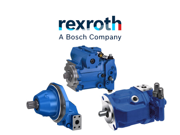 Bosch Rexroth Pumps & Motors