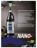 NANO ProMT 75W90 Synthetic Gear Oil with Nano Technology