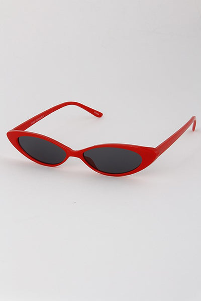 Trendy Cat Eye Sunnies