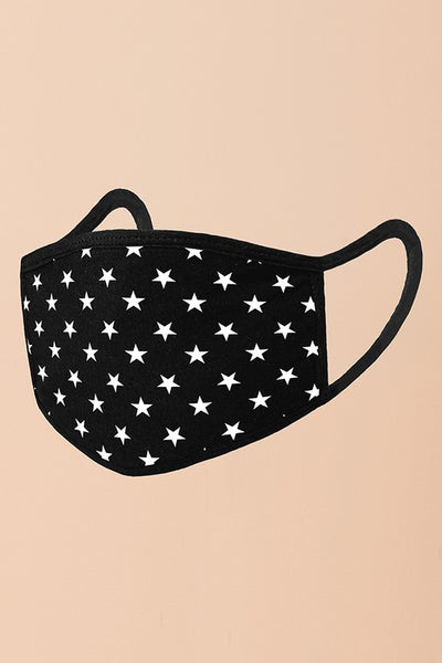 Star Face Mask