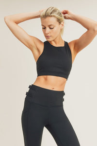 The Fit Life Racerback Bra