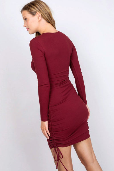 The Ruby Dress