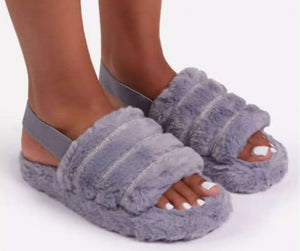 The Bling Slippers