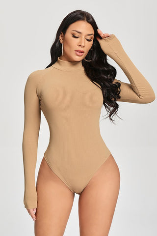 The Taylor Turtleneck Bodysuit
