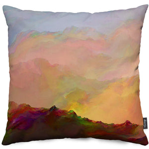 620 Sunset Throw Pillow