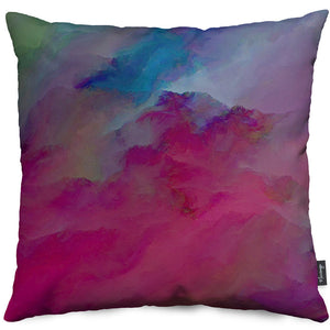 Hidden Hearts Throw Pillow