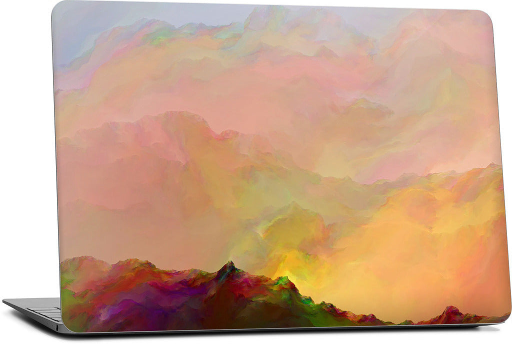 620 Sunset Laptop Skin