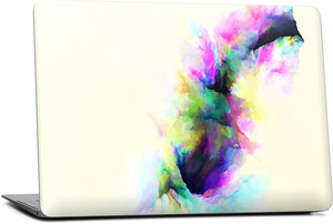 Fire Flower Laptop Skin