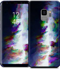 Night Flare Samsung Case
