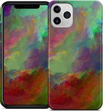 Mists of Creation iPhone Case