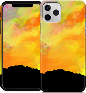 Dawn Aurora iPhone Case
