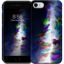 Night Flare iPhone Case