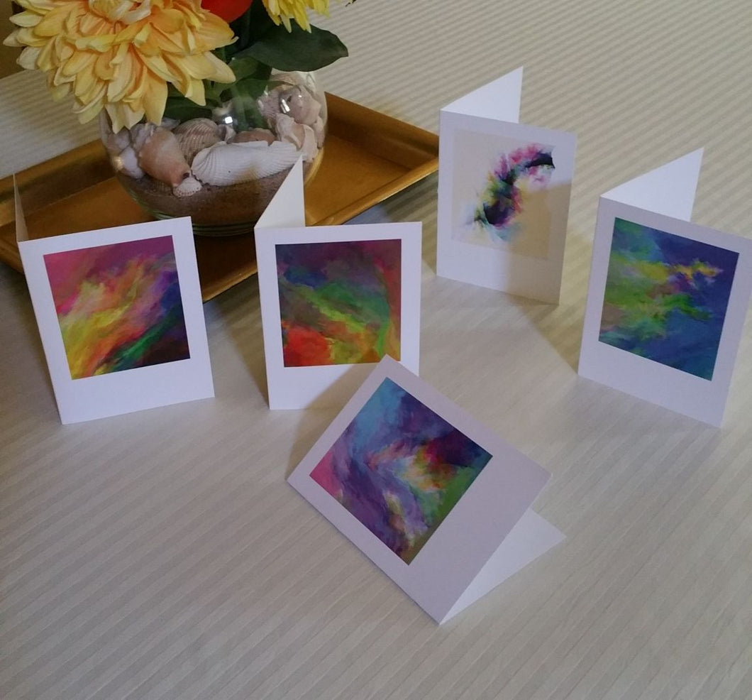 Assorted Note Cards