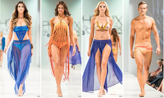 Emerging Designers Dominate the Runway at Phoenix Fashion Week 2015