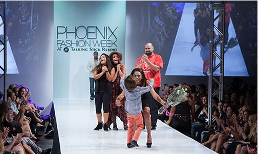 A Tailored Place: 2015 Phoenix Fashion Week kicked off with a bang