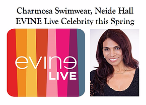 What the fashion world has been waiting for, Charmosa Swimwear on EVINE LIVE
