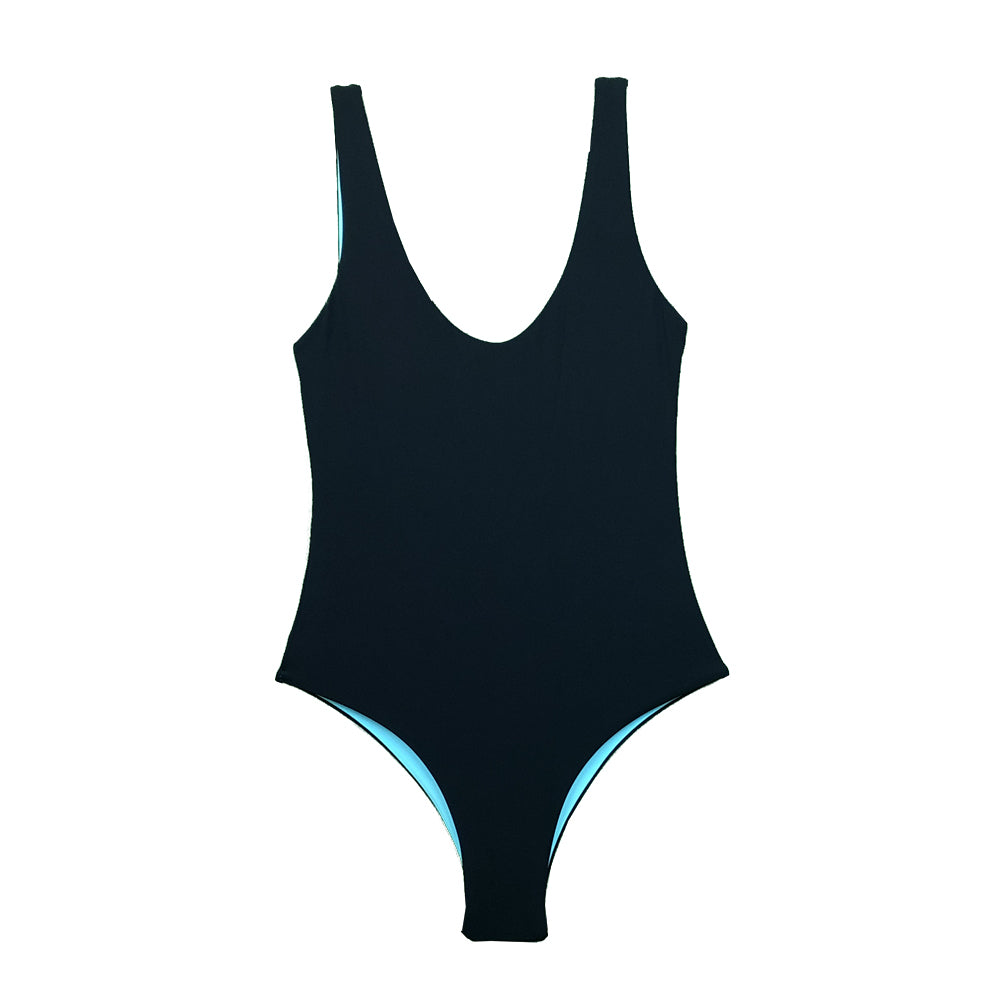 Andy One Piece - Black / Aruba