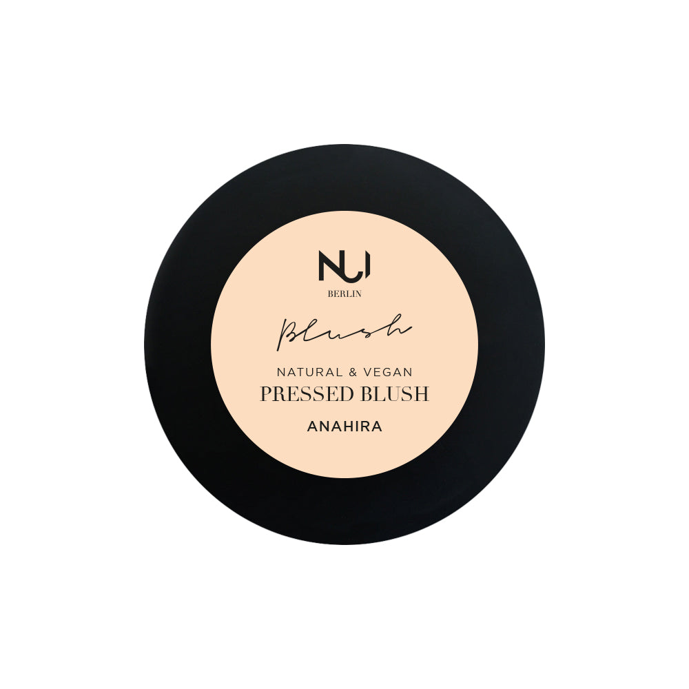 NUI Natural Pressed Blush ANAHIRA