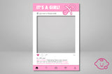 Fotoframe (Babyshower Girl)