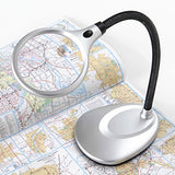 Desktop Magnifying Lamp