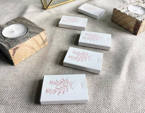 Studio Portmanteau - Sage Matchbox - White Box