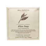 Oliver Pluff & Company - White Peony - 6 Teabags