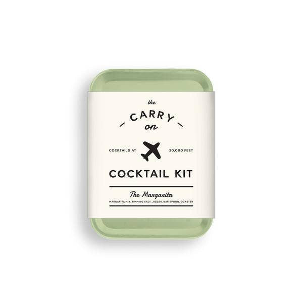 W&P - The Margarita Carry-On Cocktail Kit