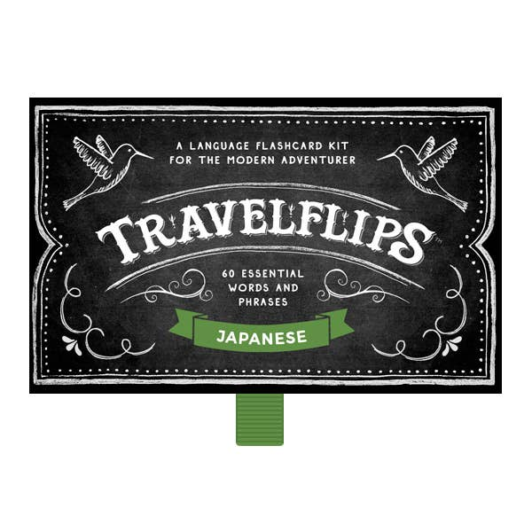 Travelflips - Japanese Standard