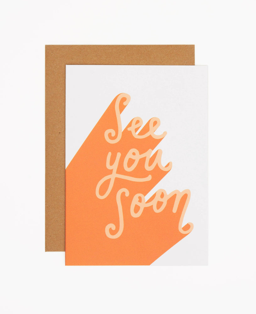 Grl & co. - See You Soon Greeting Card