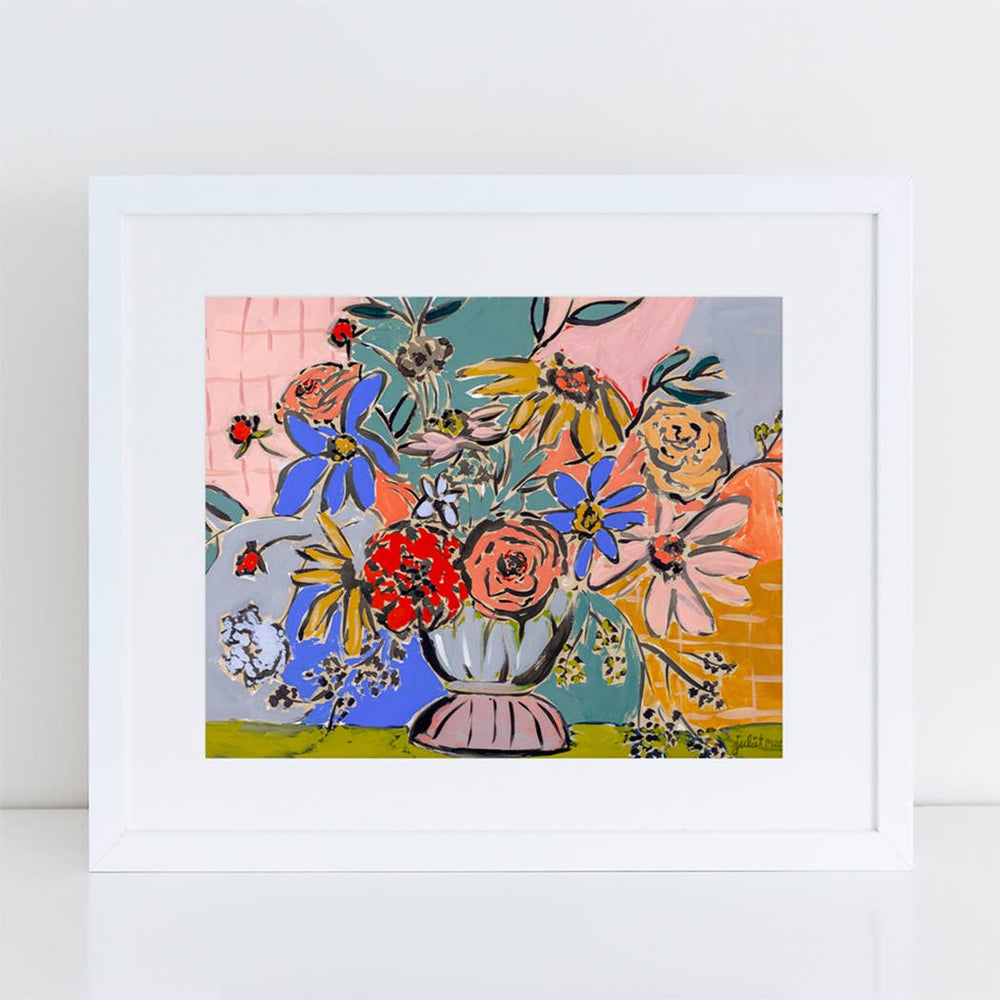 Juliet Meeks Design - Arrangement No. 5 - Fine Art Print