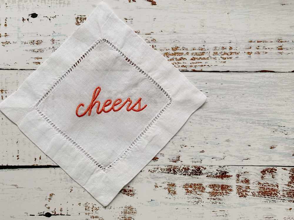 Dot and Army - Cheers! Cocktail Napkins