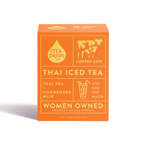 Copper Cow Coffee - Thai Iced Tea I 5-Pack