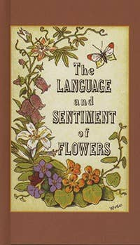 Applewood Books - The Language and Sentiment of Flowers
