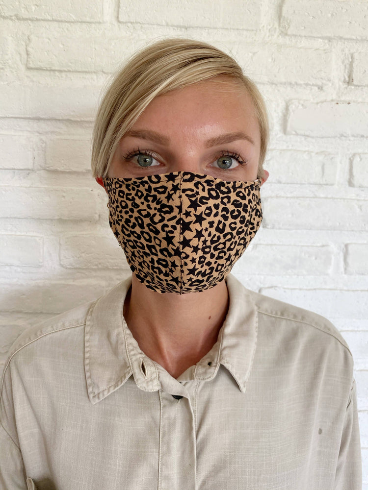 Rue Stiic - Troubador Viscose Face Mask