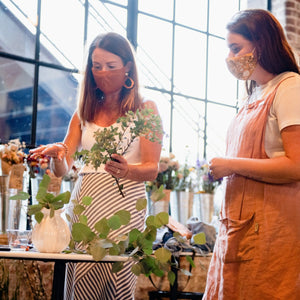 Winter Floral Arrangement Workshop