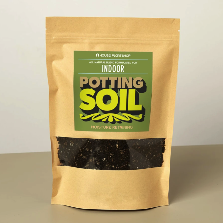 Indoor Potting Soil - 1lb bag