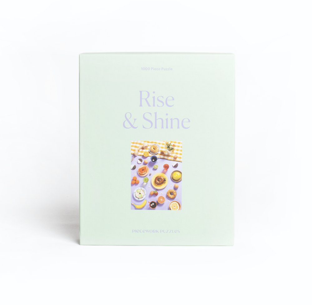 Piecework Puzzles - Rise & Shine